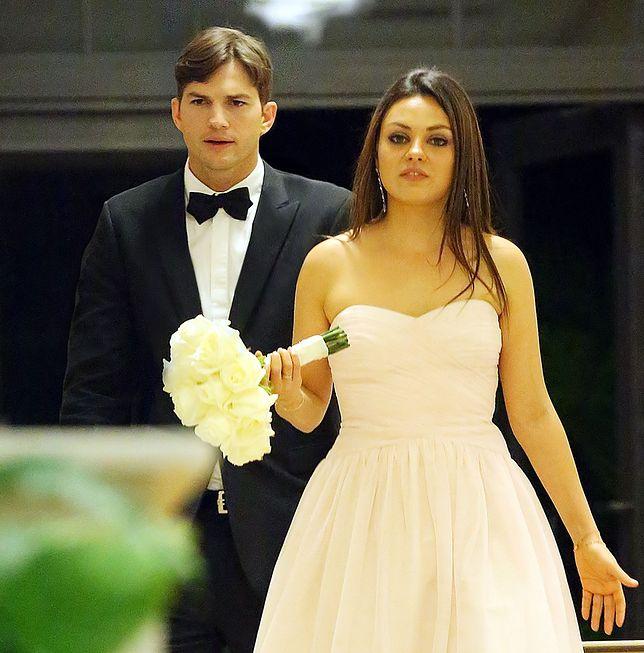Mila Kunis jest skąpa? Za obrączkę ślubną zapłaciła tylko 90 dolarów
