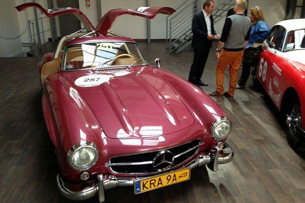 """W weekend wystawa zabytkowych samochodów i motocykli """"Classic Moto Show"""""""