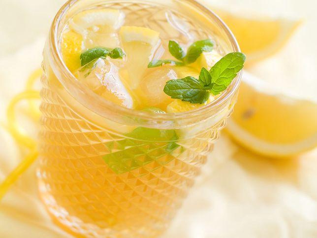 Lemoniada doskonale ugasi pragnienie