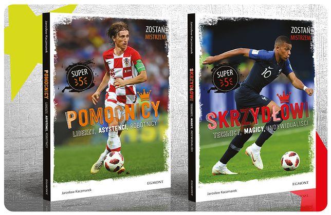 Książki o mistrzach piłki nożnej