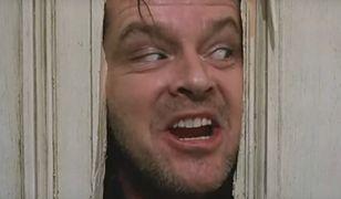 """""""Lśnienie"""" to kultowy horror na podstawie powieści Stephena Kinga"""