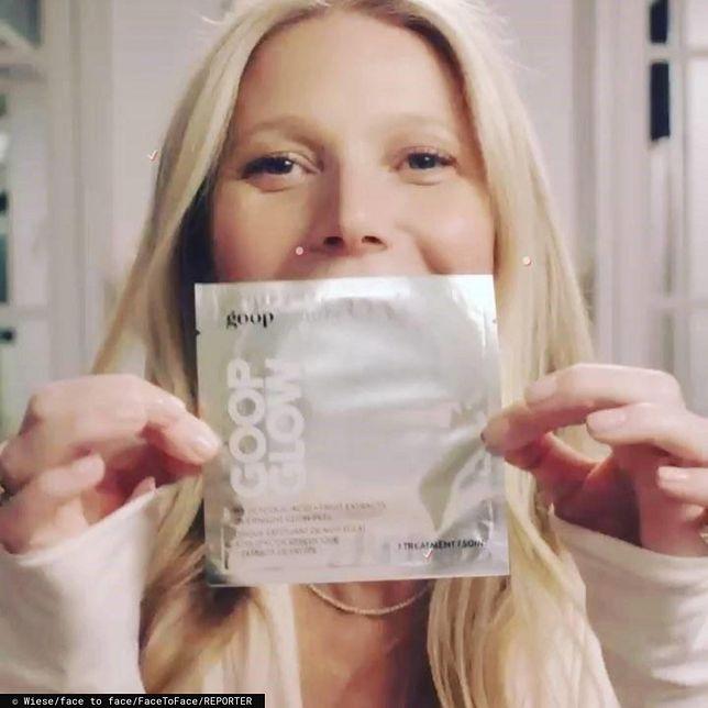 Kosmetyki Gwyneth Paltrow wchodzą do sieciówki. Powstanie też film o jej firmie