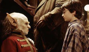 """Nicholas Read grał m.in. Goblina w pierwszym filmie z serii """"Harry Potter"""""""