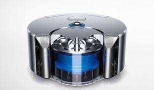 360 Eye - najnowocześniejszy odkurzacz świata