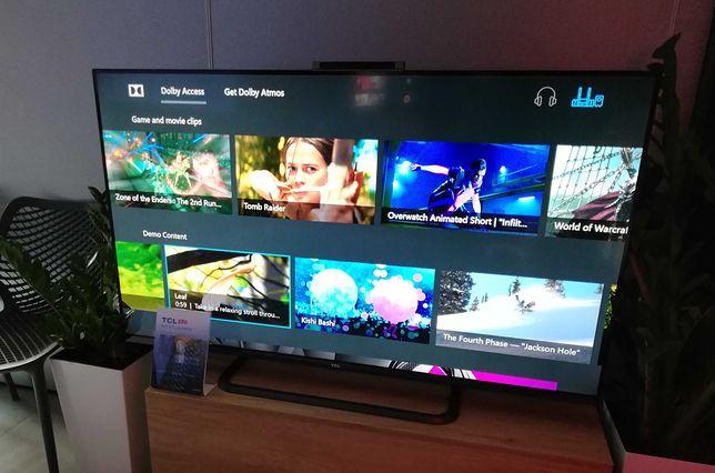 Najnowsze telewizory TCL świetnie się prezentują