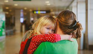 Młoda matka zmagała się z depresją poporodową