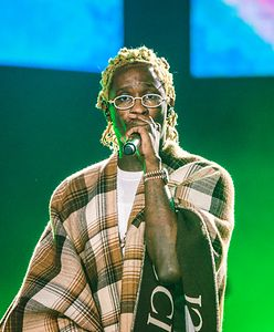 Young Thug zagra na Orange Warsaw Festival 2021
