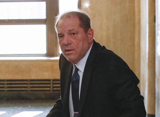 Harvey Weinstein odsiaduje wyrok 23 lat pozbawienia wolności