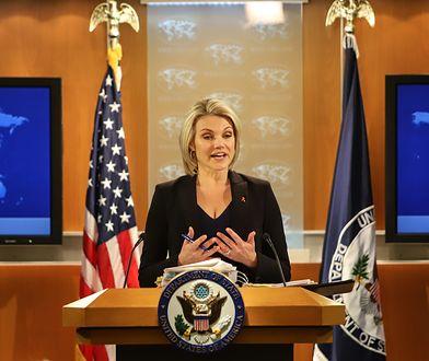 Departament Stanu USA reaguje na list ambasador w Warszawie