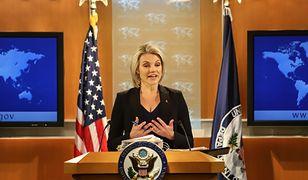 Rzeczniczka Departamentu USA znów o Polsce