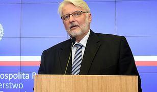 Szef MSZ komentuje słowa rzeczniczki Departamentu Stanu USA. Zaprasza ją do Polski