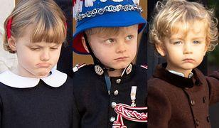 Rodzina królewska w komplecie. Urocze dzieciaki skradły całą uwagę