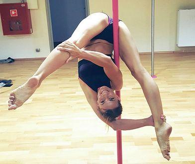 Kasia Bigos jest trenerką fitness oraz instruktorką pole dance.