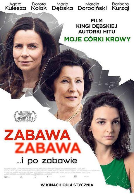 """Magiczny występ Kayah i Krzysztofa Kiljańskiego w filmie """"Zabawa zabawa"""". Zobacz wideo"""