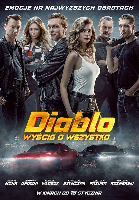 """Silne dziewczyny łamią stereotypy. """"Diablo. Wyścig o wszystko"""" wkrótce w kinach"""