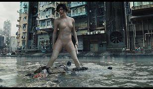 """Scarlett Johansson w filmie """"Ghost in the Shell"""""""