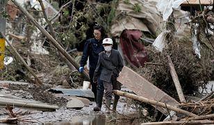 Tajfun Hagibis pustoszy Japonię. Rośnie liczba ofiar