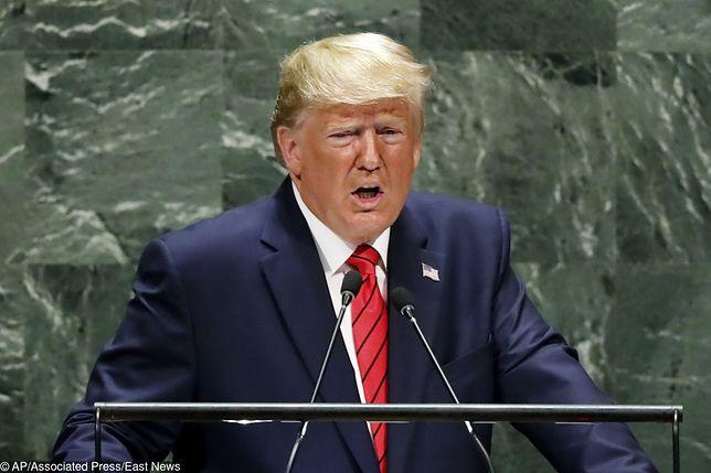 Donald Trump i impeachment. Demokraci zaczynają procedurę