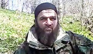 Doku Umarow: to ja zgotowałem Moskwie piekło