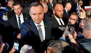Andrzej Duda ma pojawić się w Białym Domu 18 września