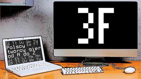 Polscy twórcy gier od A do Z: Threef