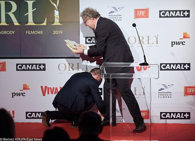 """Pechowa koperta z nominowanymi za """"Najlepszy dokument"""" w końcu się odnalazła"""