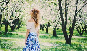 Piękne, kolorowe spódnice maxi sprawdzą się latem przy każdej okazji