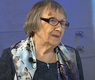 """Jadwiga Morawiecka wspomina stan wojenny. """"Zawsze starałam się chronić dzieci"""""""