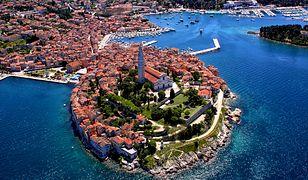 Istria - chorwacki półwysep w kształcie serca
