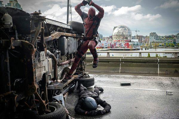Ryan Reynolds dopłacał do ''Deadpoola''