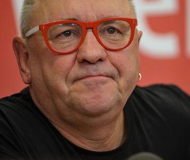 """Jerzy Owsiak napisał, że ma """"ogromny szacunek"""" do rodziców pierwszej damy"""