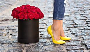 Kolorowe buty na przełom lata i jesieni to sposób na rutynę