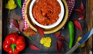 Ajvar (ajwar), czyli bałkańska pasta warzywna
