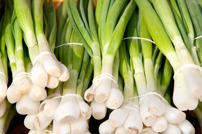 Cebula dymka ma łagodniejszy i słodszy smak, dlatego często jest stosowana w daniach i przekąskach