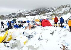 Mount Everest - najtragiczniejsza w skutkach lawina w historii Dachu Świata