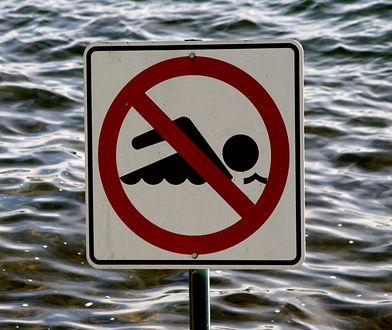 Kąpielisko w Wałczu zamknięte do odwołania. Sanepid ostrzega przed kontaktem z wodą