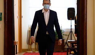 Premier Mateusz Morawiecki moralizuje młodzież w mediach społecznościowych