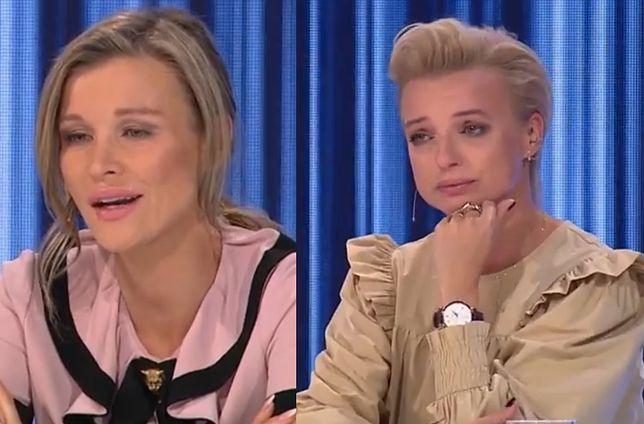 """""""Top Model"""": Joanna Krupa zalała się łzami. Na castingu pojawił się chory 20-latek"""