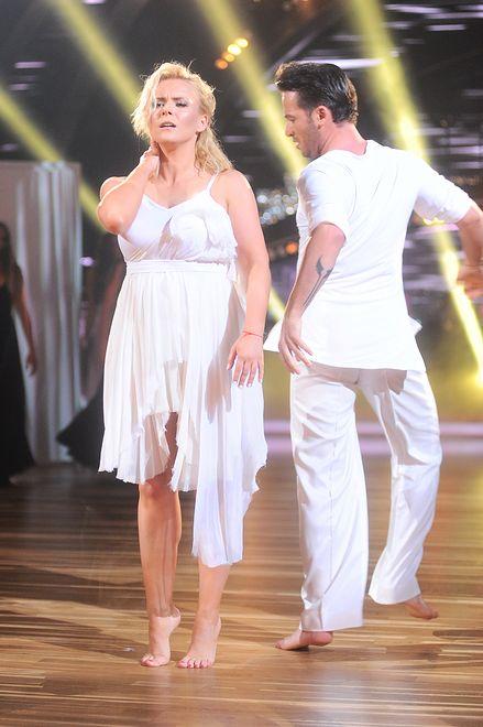 Aneta Zając tańczyła ze Stefano Terrazzino