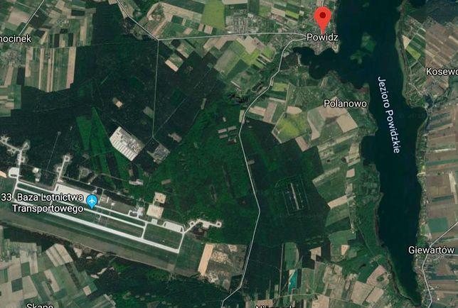 Magazyn NATO w Powidzu. Baza rozrasta się w stronę Jeziora Powidzkiego