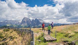 Rodzinne wakacje w Dolomitach. 10 atrakcji, których dziecko nie zapomni
