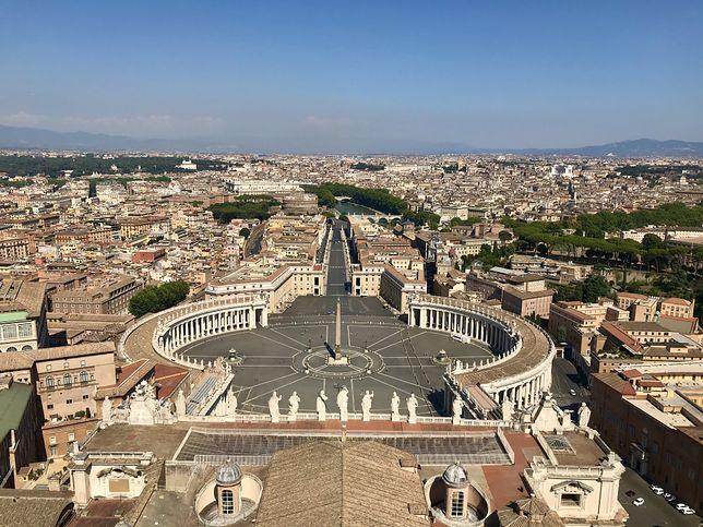 Rzym i Watykan są puste jak nigdy