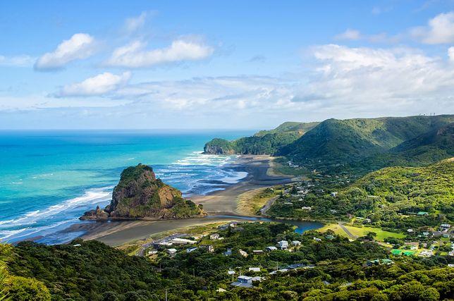 Plaża Piha, Nowa Zelandia