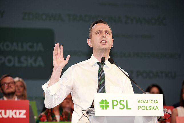 Wybory parlamentarne 2019. Władysław Kosiniak-Kamysz ujawnił kandydatów do Senatu