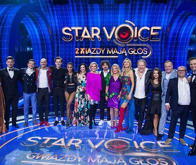 """""""Star Voice. Gwiazdy mają głos"""" zakończyło nadawanie."""