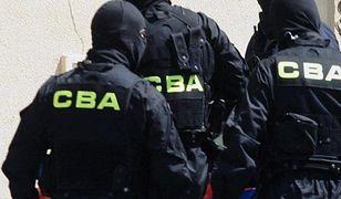CBA zatrzymało burmistrza Koła jako 6. osobę w sprawie