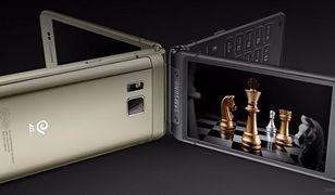 Prestiżowy smartfon z klapką - droższy niż najnowszy iPhone!