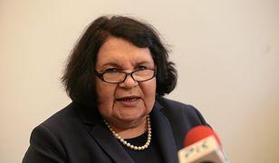 Anna Sobecka od lat związana jest ze środowiskiem Radia Maryja