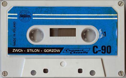 Najpopularniejsza kaseta do przegrywania w czasach PRL - Stilon C90