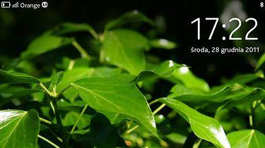 Nokia N9 tips & tricks cz. 31 — ekran blokady w orientacji horyzontalnej